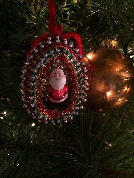 Handmade Santa