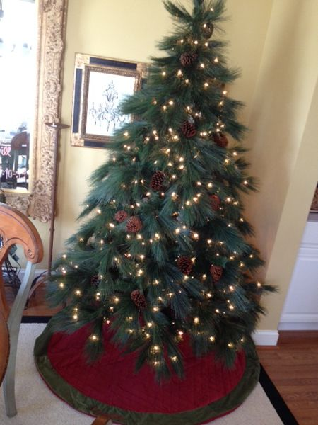 I Put Up My Xmas Tree Plus Little Known Qvc Gift