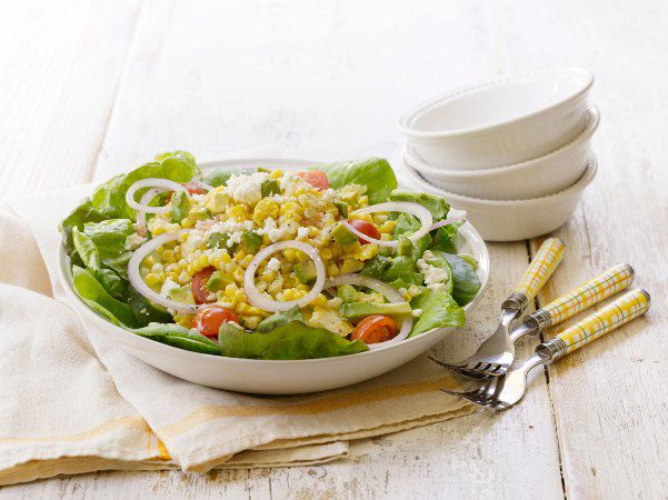 Fresh Summer Corn Salad