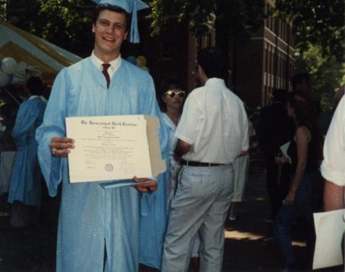 UNC Chapel Hill Graduation
