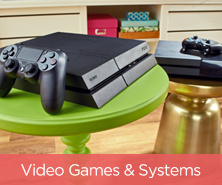 Video Games & Systems