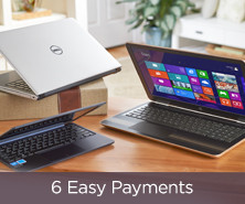 6 Easy Pays on Computers, Desktops & Laptops
