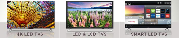 What is the Difference between LCD and LED HDTVs? — QVC.com