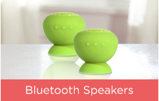 Lyrix Jive Bluetooth Speakers