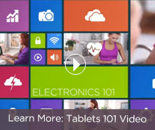 Tablets 101 Video