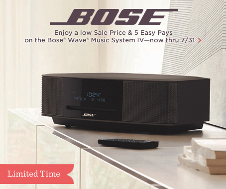 Bose(R) Wave(R) Music System IV