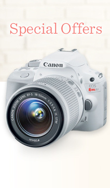 Canon EOS DSLR Camera