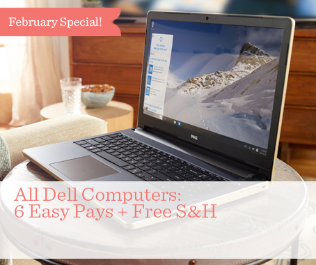 Dell(TM) Laptop & Canon Printer