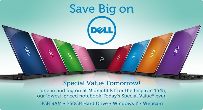 Dell Inspiron Notebook 1545