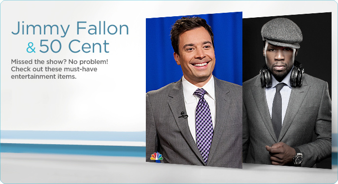 New from Jimmy Fallon & 50 Cent