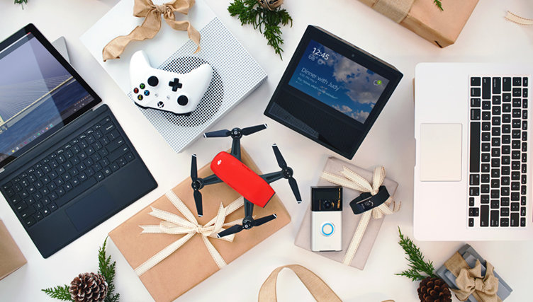 Image result for smart gadgets gift ideas banner