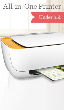 HP DeskJet Crayola All-in-One Printer