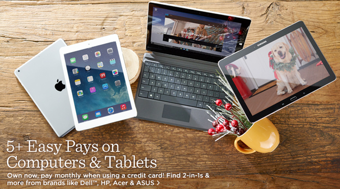 5+ Easy Pays on Computers & Tablets