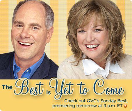 QVC's Sunday Best