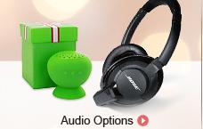 PopRock MiniBoom Speaker & Bose(R) SoundLink(R) Headphones