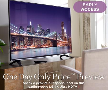 LG 4K Ultra HDTV