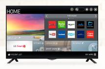 LG Smart 4K TV