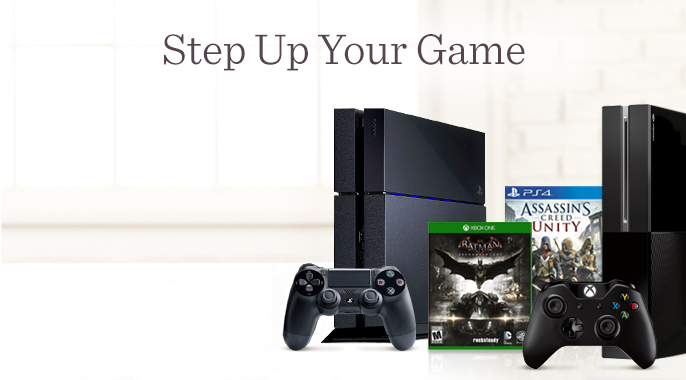 PlayStation & Xbox Gaming Systems