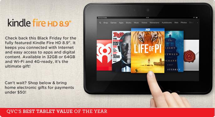 Kindle Fire HD 8.9''