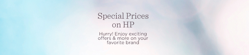 Special Prices on HP. Hurry! Enjoy exciting offers & more on your favorite brand