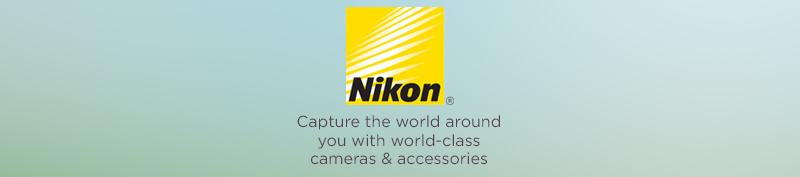Nikon. Capture the world around you with world-class cameras & accessories