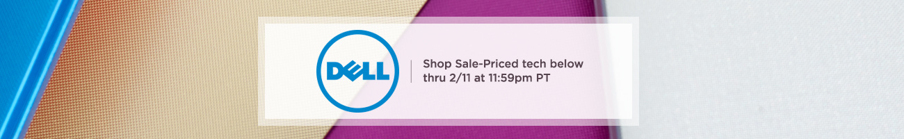 Shop Sale-Priced tech below thru 2/11 at 11:59pm PT