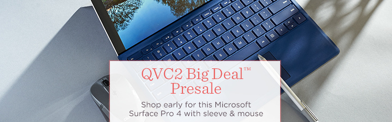 QVC2 Big Deal™ Presale