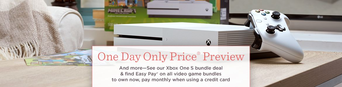 One Day Only Price® Preview