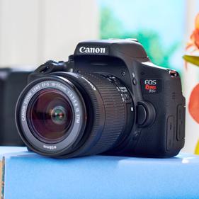 DSLR Cameras & More