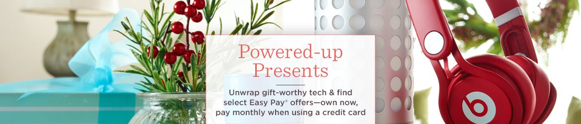 Powered-up Presents