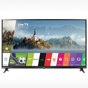 Smart LED TVs