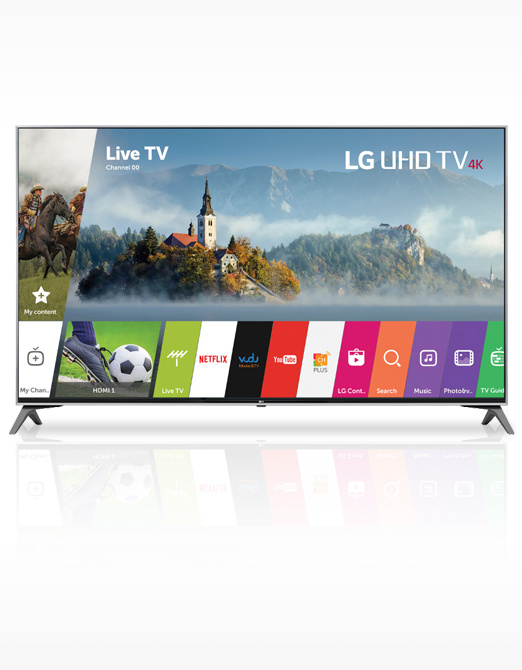 Beauty and Brains: Smart HDTVs
