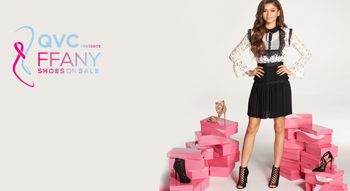 QVC Presents 'FFANY Shoes on Sale'