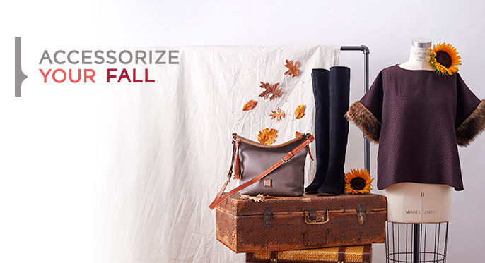 Accessorize Your Fall—All Easy Pay Offers Preview