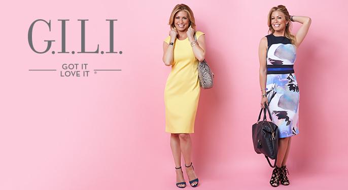 Jill Martin in G.I.L.I.(TM) Looks
