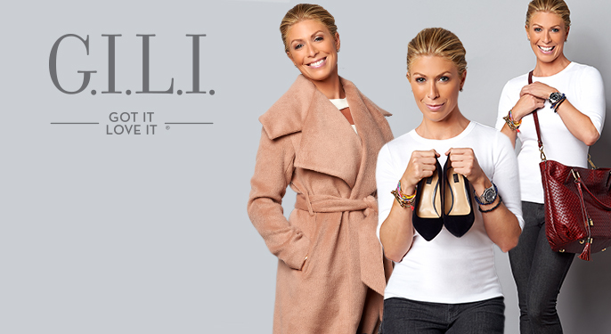 Jill Martin in G.I.L.I.(TM) Outfit