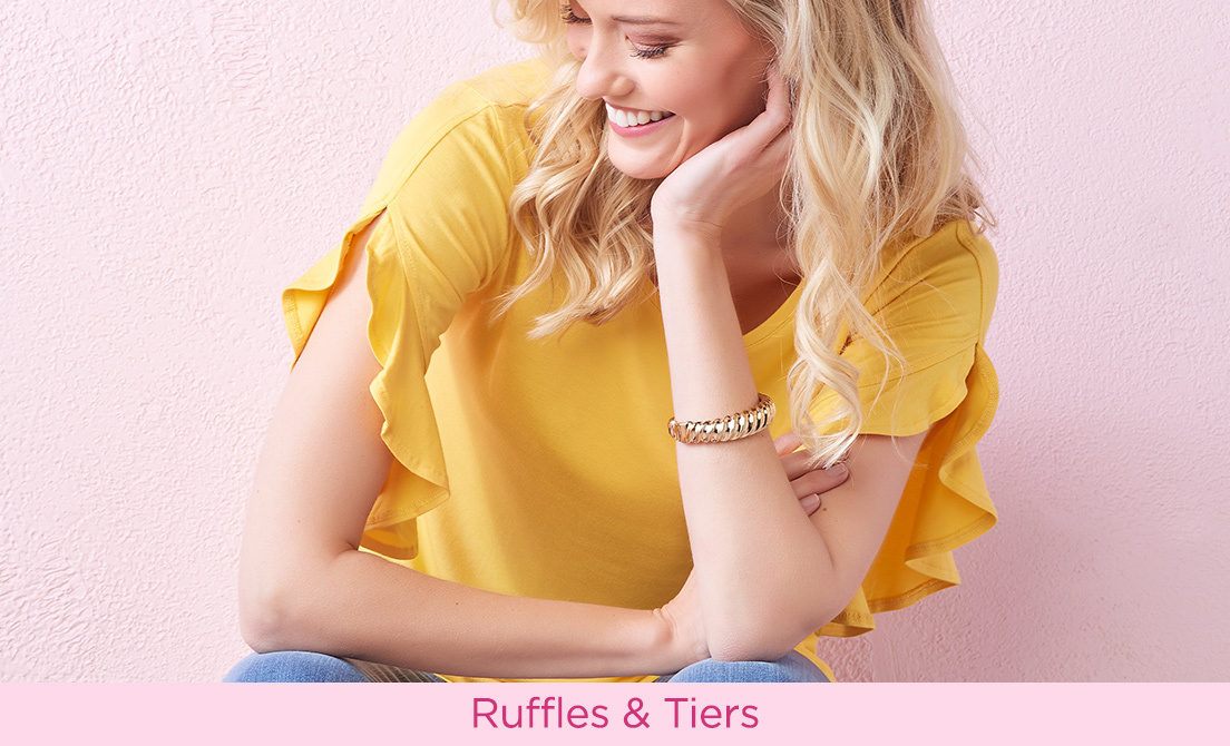Ruffles & Tiers