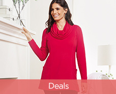 Susan Graver Weekend Tunic