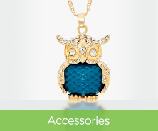C. Wonder Necklace with Owl Pendant