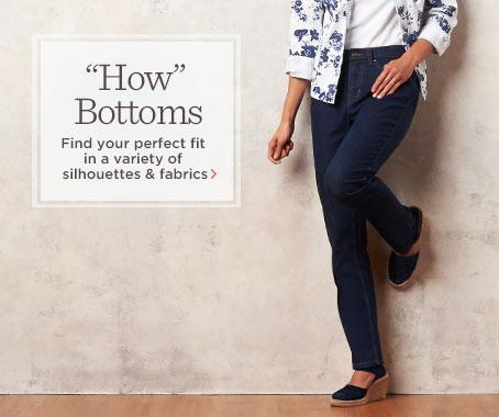 Denim & Co.(R) ''How Slimming'' 5-Pocket Straight-Leg Jeans