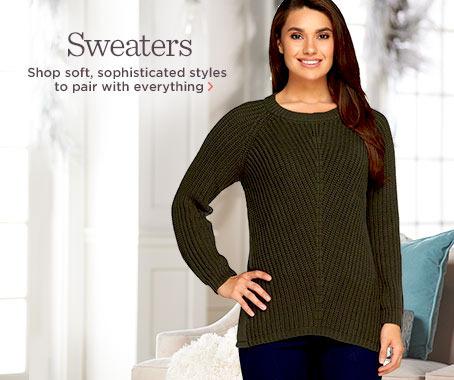 Denim & Co.(R) Shaker Stitch Pull-Over Sweater