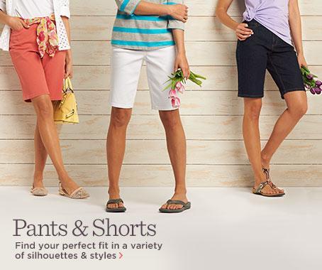 Denim & Co.(R) How Modern 5-Pocket Bermuda Shorts
