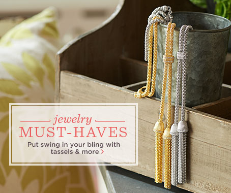 Jewelry Must-Haves