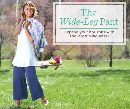 Denim & Co.(R) Active Culotte Pants