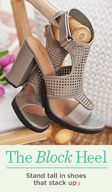 Clarks Artisan Leather Perforated Sandals