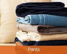 Susan Graver Knit Boot-Cut Pants