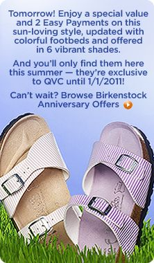 Browse Birkenstock's on Easy Pay