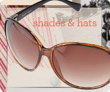 Shades & Hats