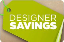 Designer Savings