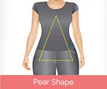Pear-Shape Swimsuits